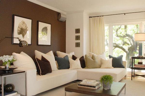 Cách phối màu sơn trong thiết kế nhà ở